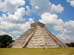 Chichen-Itza-Castillo-Seen-From-East-