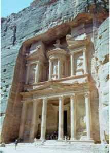 petra-yordania